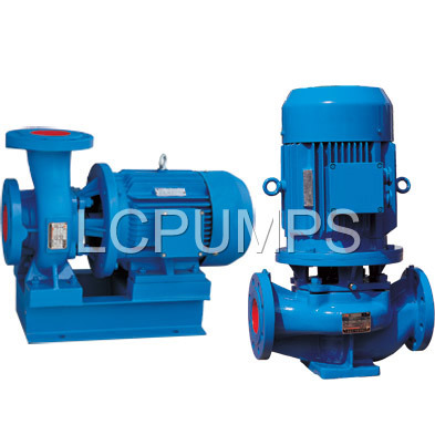 Single Stage End Suction Centrifugal Pump