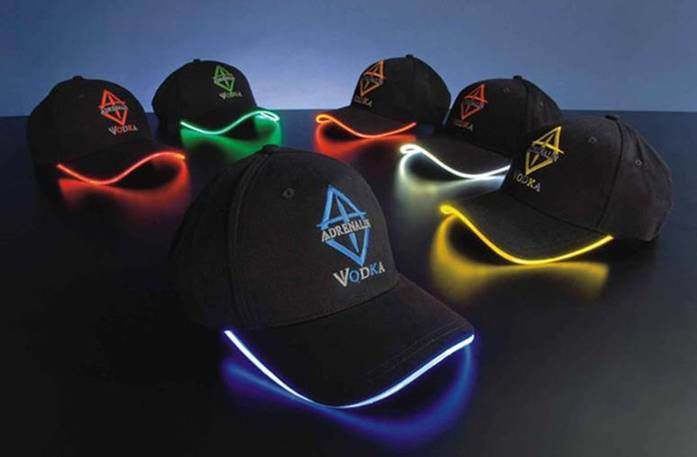 Mhl Fiber Optic Hats