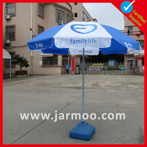 """48"""" Custom Printing Beach Umbrella for Promotion and Advertising"""
