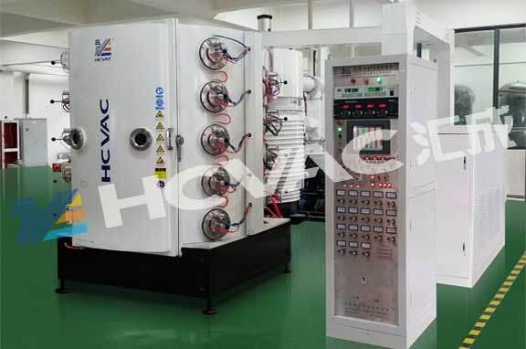Kitchen Bath Sanitary Fittings PVD Coating System Vacuum Coating Machine
