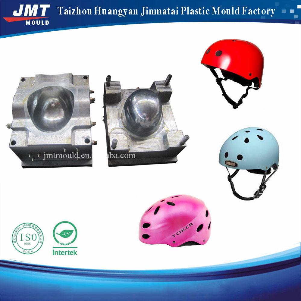 Plastic Injection Helmet Parts Mould
