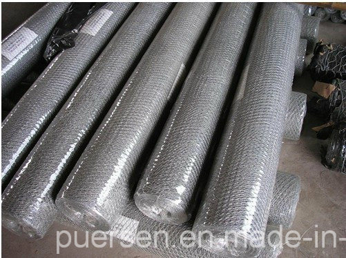 Twisted Hexagonal Wire Netting