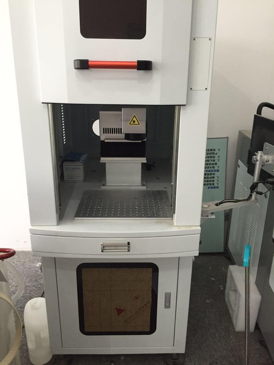 Ce ISO Green Laser Marking Equipment for Glass