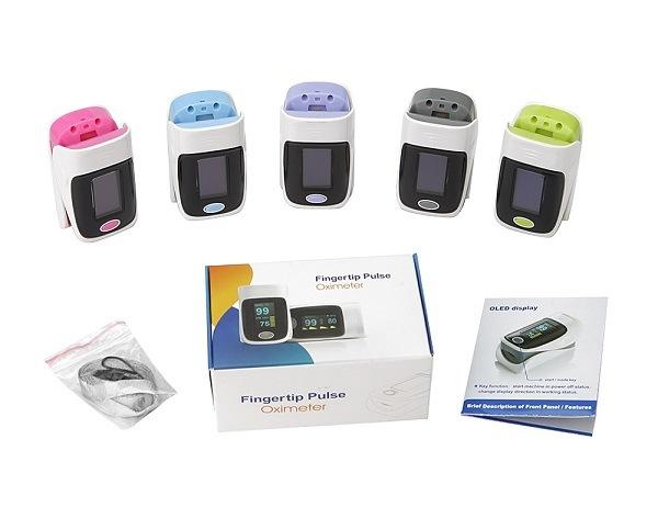 Diagnostic Fingertip Medical Oximeter