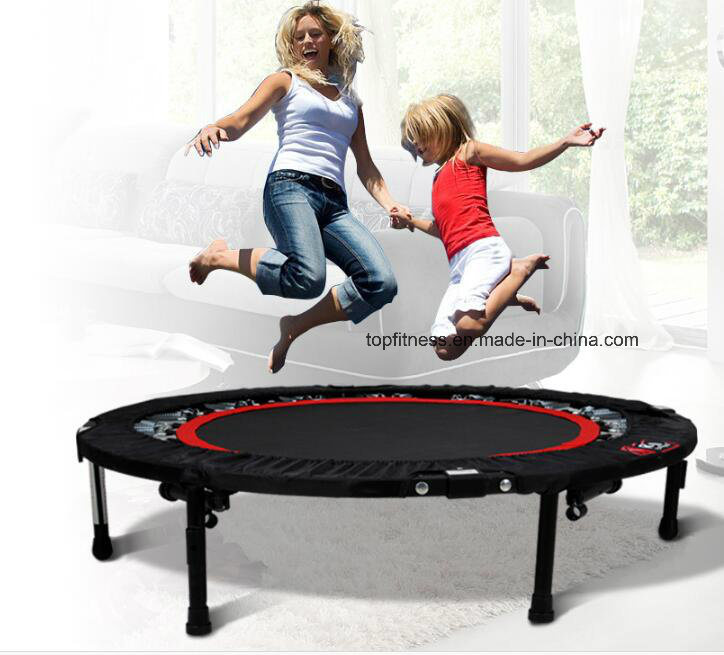 Folding Commercial Beveled Trampolines for Sale