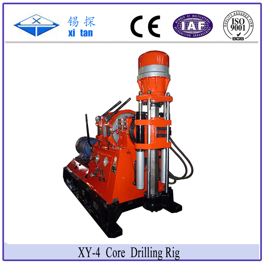 Xitan Xy-4 Core Exploration Drilling Machine Geological Drilling Rig Water Well Drilling Rig