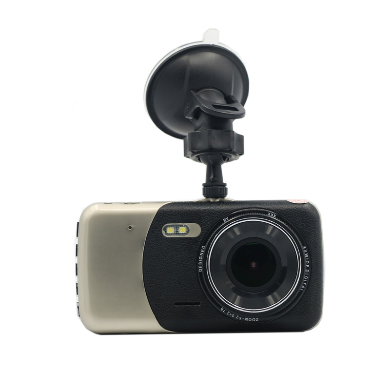 Mini Portable Dual Camera Lens Video Recorder