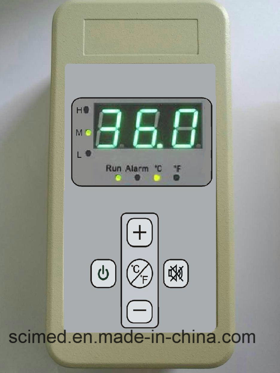 Portable Ce Marked Infusion Fluid Warmer
