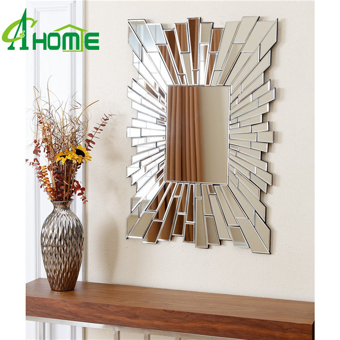2016 New Design Modern Glass Mirror/Mirror Glass/Home Decoration Mirrior