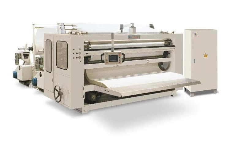 High Speed Automatic Folding Facial Tissue Paper Making Machine