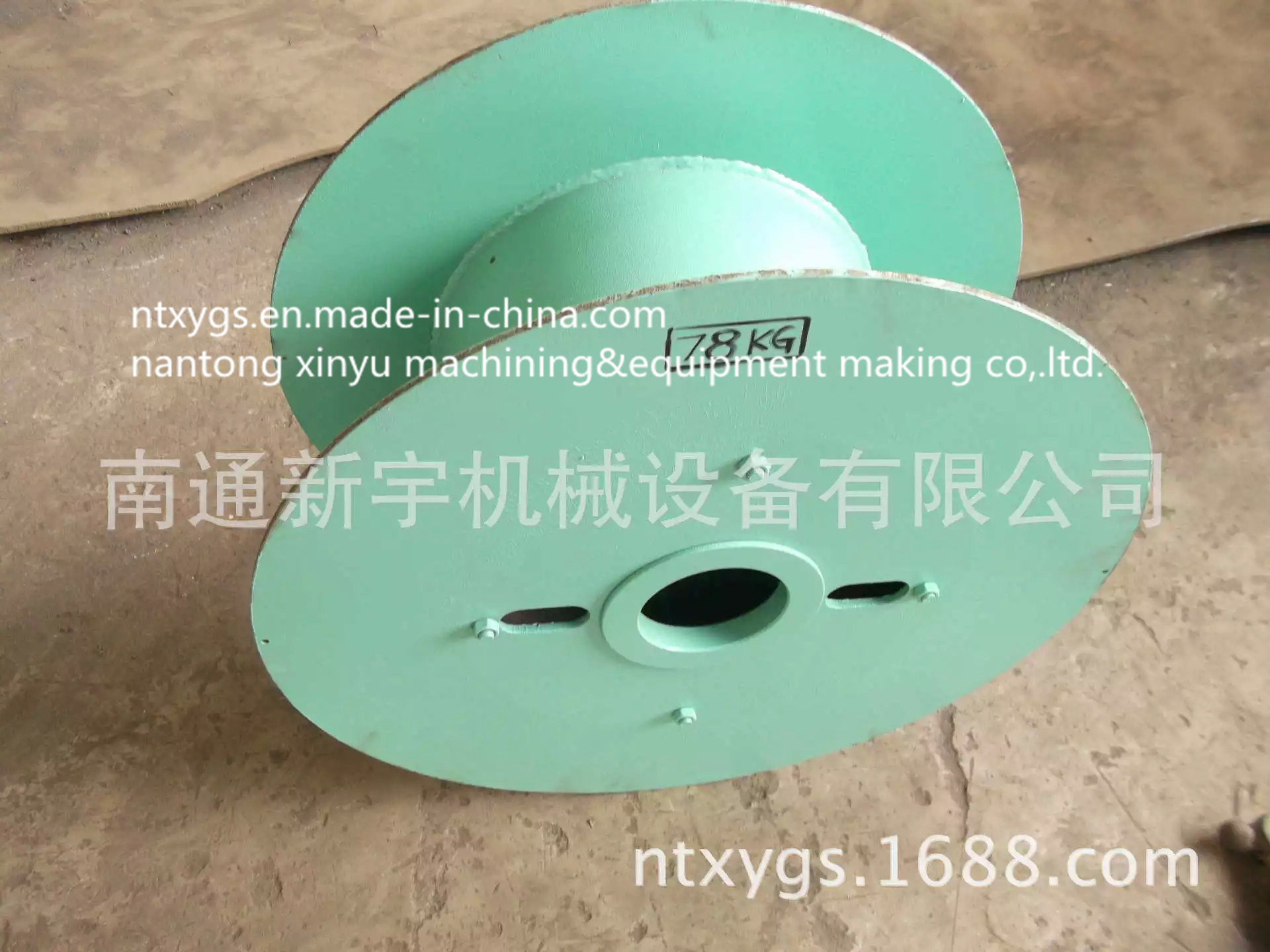 Factory Outlet Cable Reel for Steel Wire (SPOOL)