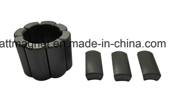 Ferrite Magnet for Automotive Motor