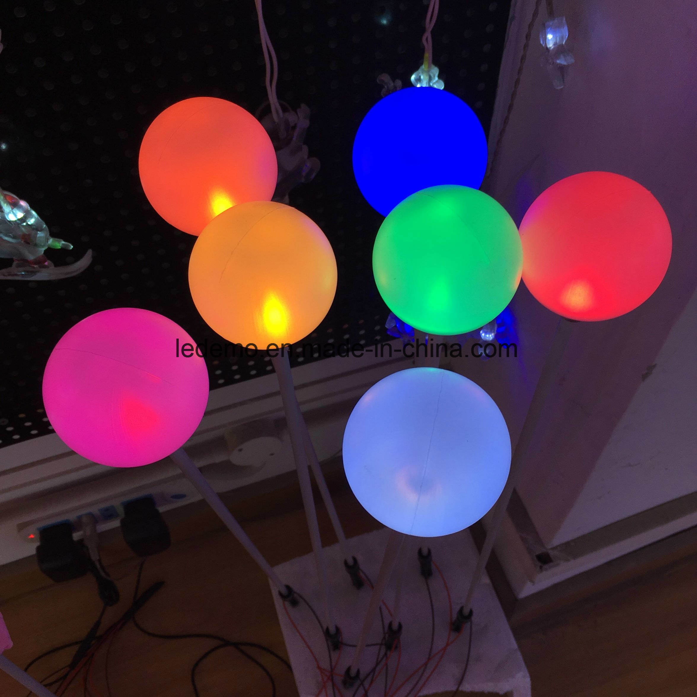 LED Colorful Landscape Lamp Night Light for Decoration