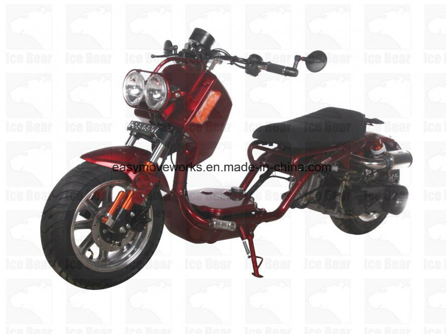 Zoomer High Configuration Motorcycle 150cc Pmz150-21 4strokes Elec Start Disc