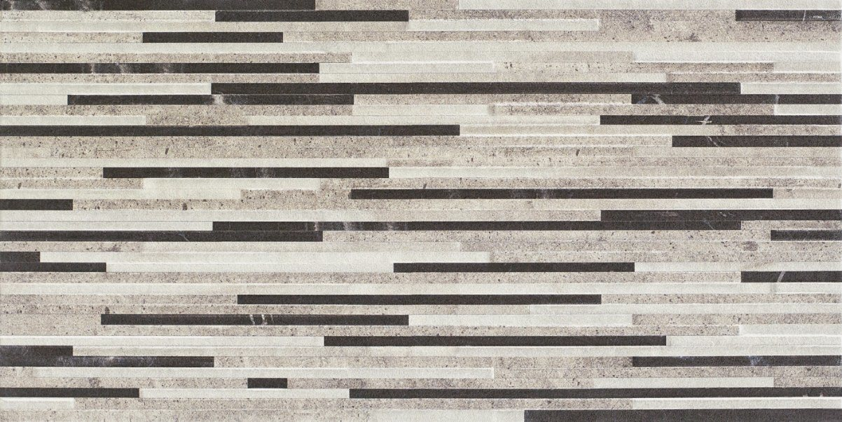 Inkjet Strip Design Matte Surface Porcelain Matriel Using for Wall & Floor
