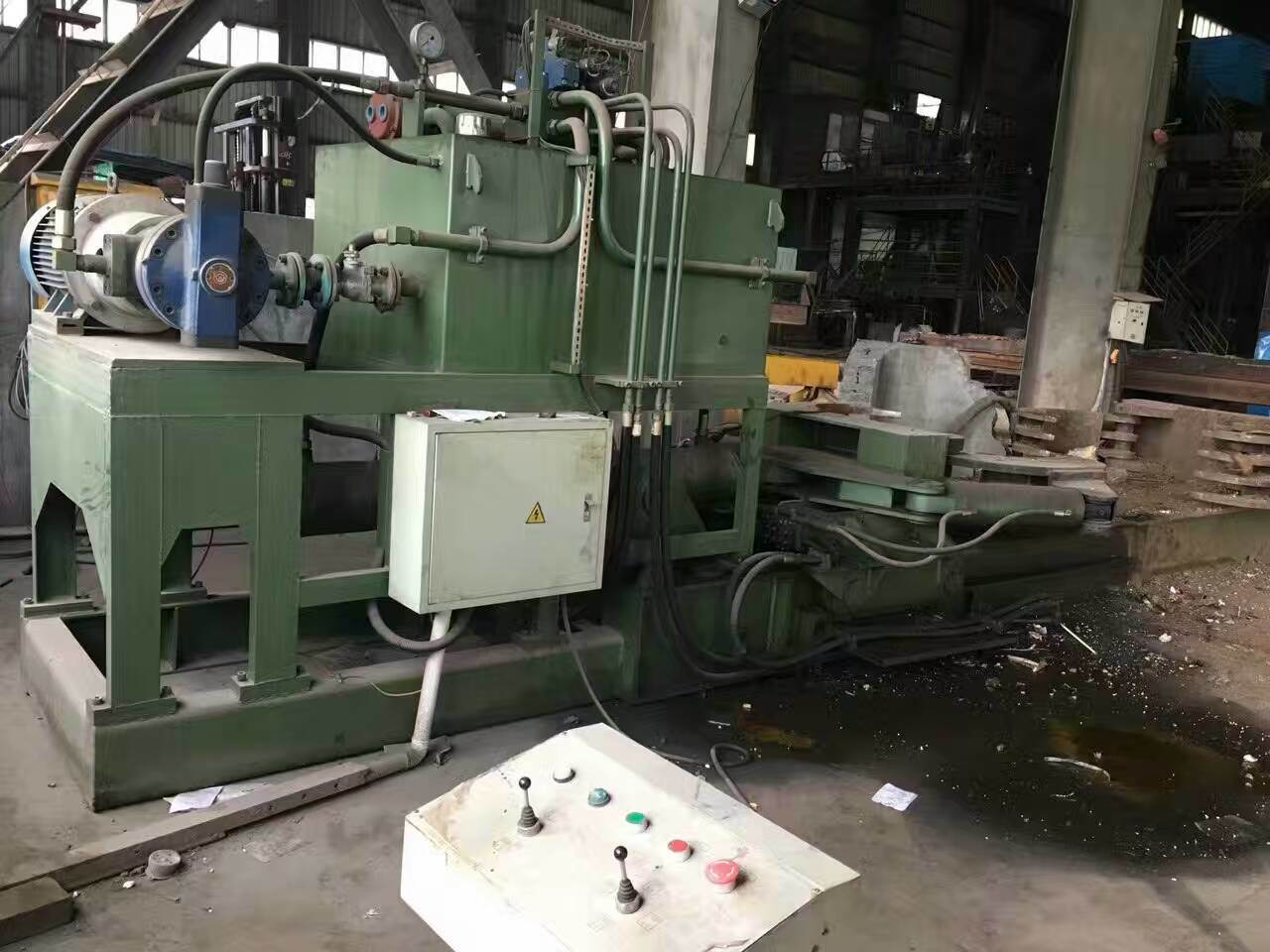 Used Hydraulic Press-Packing Machine