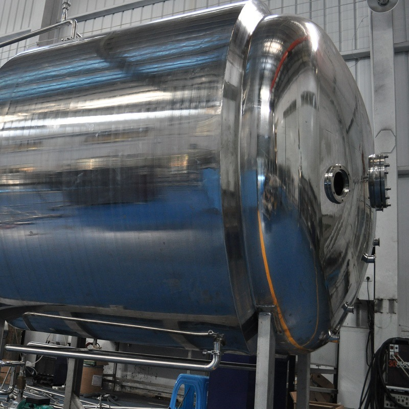5000 Liters Solid State Fermenter (Stainless Steel)