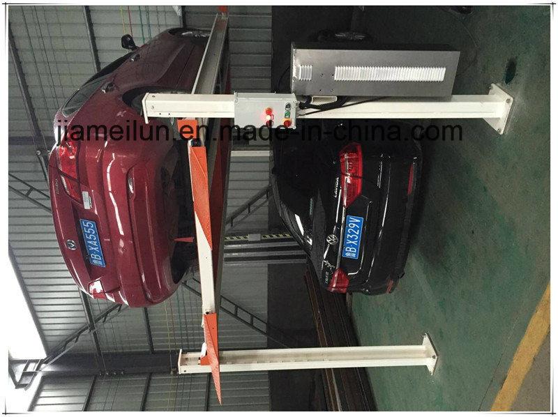 Car Storage Hydraulic Four Post Car Lift