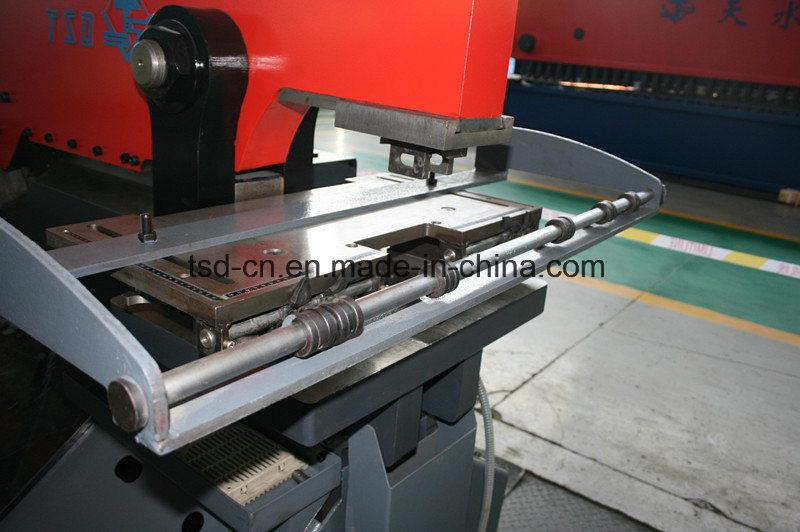 Metal Ironworker Machine (Q34Y-110t)