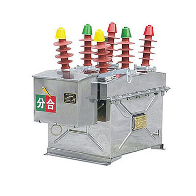12kv -50Hz High Voltage Outdoor Circuit Breaker
