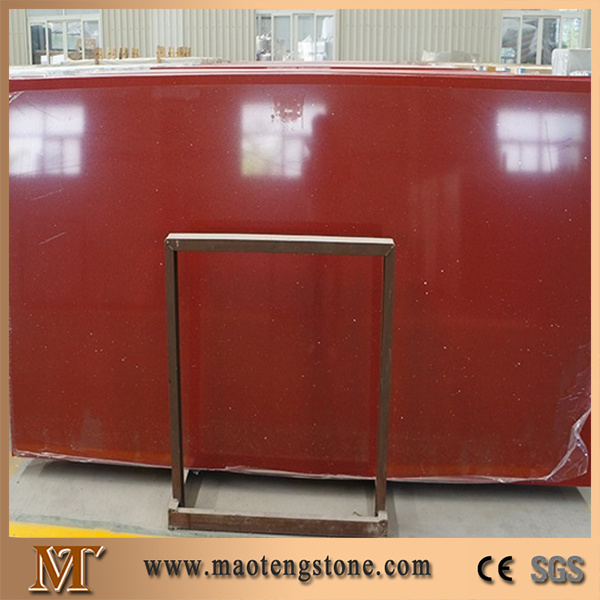 Color Quartz Engineer Quartz Slab Artificial Quartz Stone
