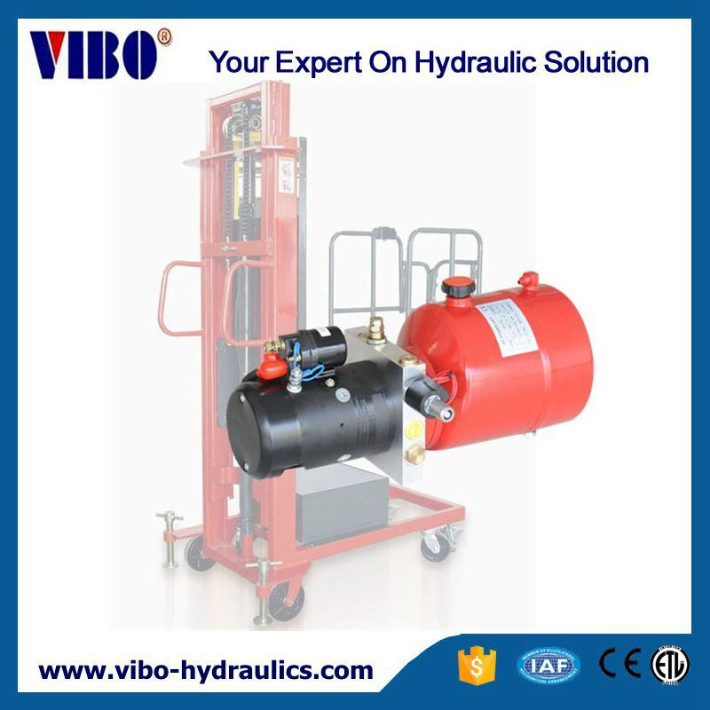 Hydraulic Power Unit for Mobile Aerial Order Picker