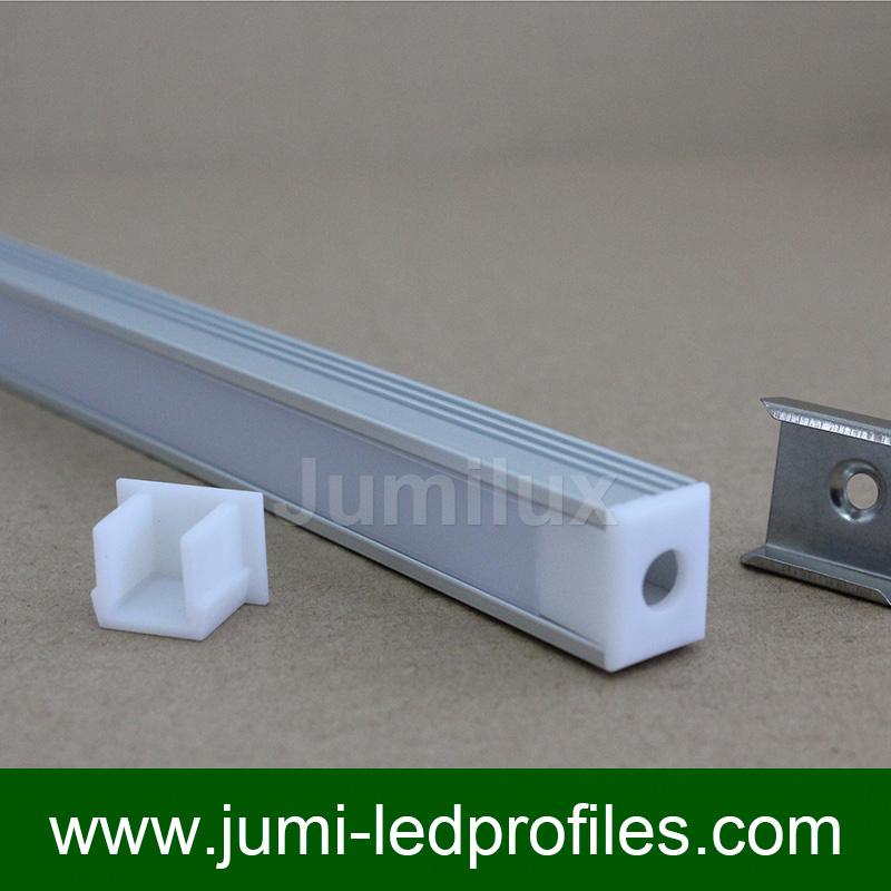 Anodized LED Aluminum Profile