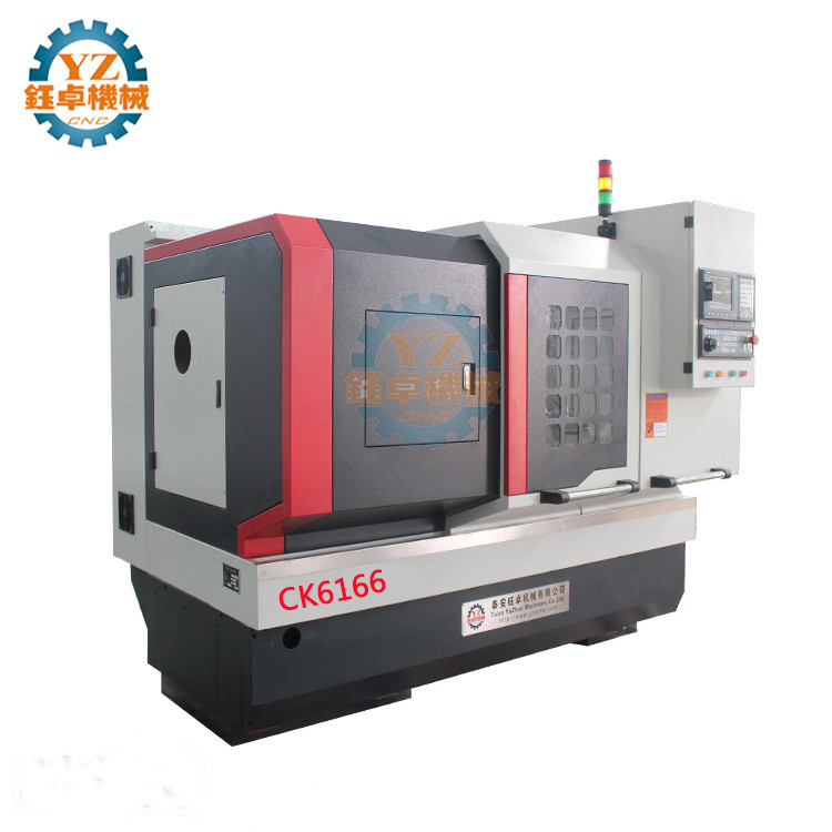 High Quality CNC Threading and Falt Bed ...