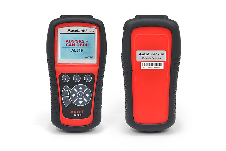 Original Autel Al619 ABS/SRS+Obdii Can Atuo Code Reader