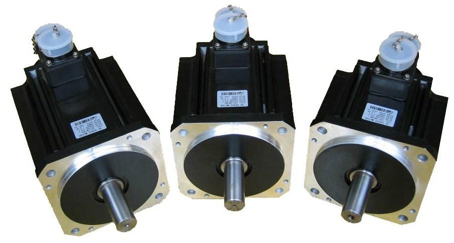 3 Phase 220V Servo Motor Used in Textile Machine