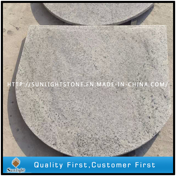 Hot Sell New Kashmir White Granite Bathroom Counter Vanity Tops