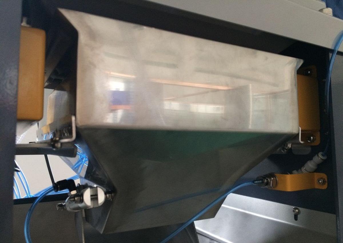 (WBB-01) Granulates Batch Blender Gravimetric for Injection Machine