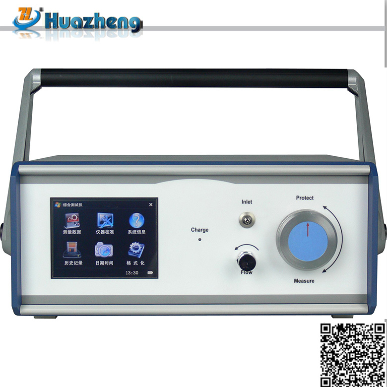 Hzsm-601 Portable Sf6 Gas Dew Point and Purity Comprehensive Analyzer
