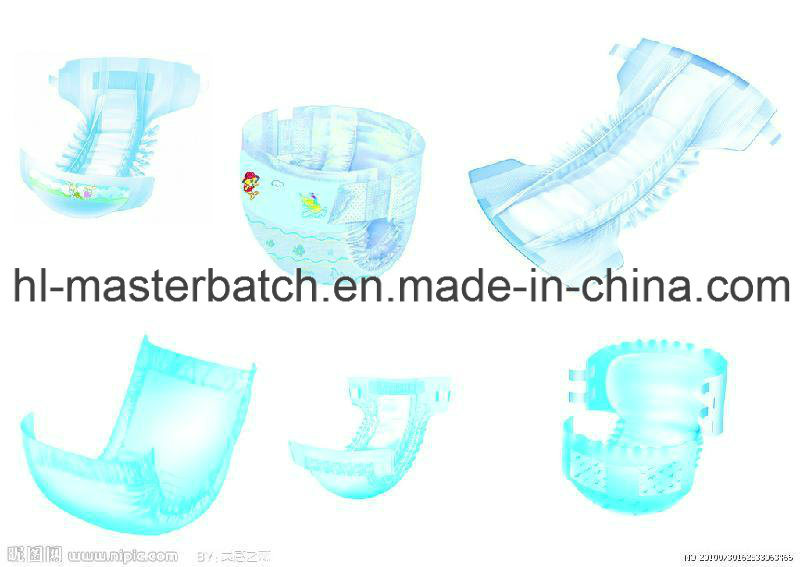 Breathable Masterbatch for Baby Diaper or Sanitary Towel