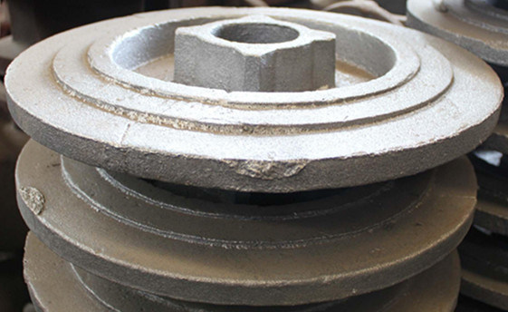 OEM Grey Iron and Ductile Iron Green Resin Sand Casting