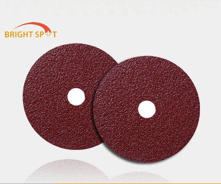 Alumina/Zirconia Abrasive Fiber Disc for Grinding
