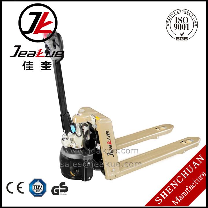 Best Selling Mini 1.5t Semi Electric Pallet Jack