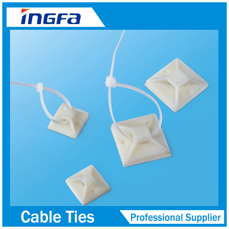 Circle Nail Cable Clips Round Type