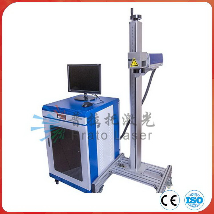 Air Cooling Clock and Watch Laser Marking Machine with 3 Years Guarantee