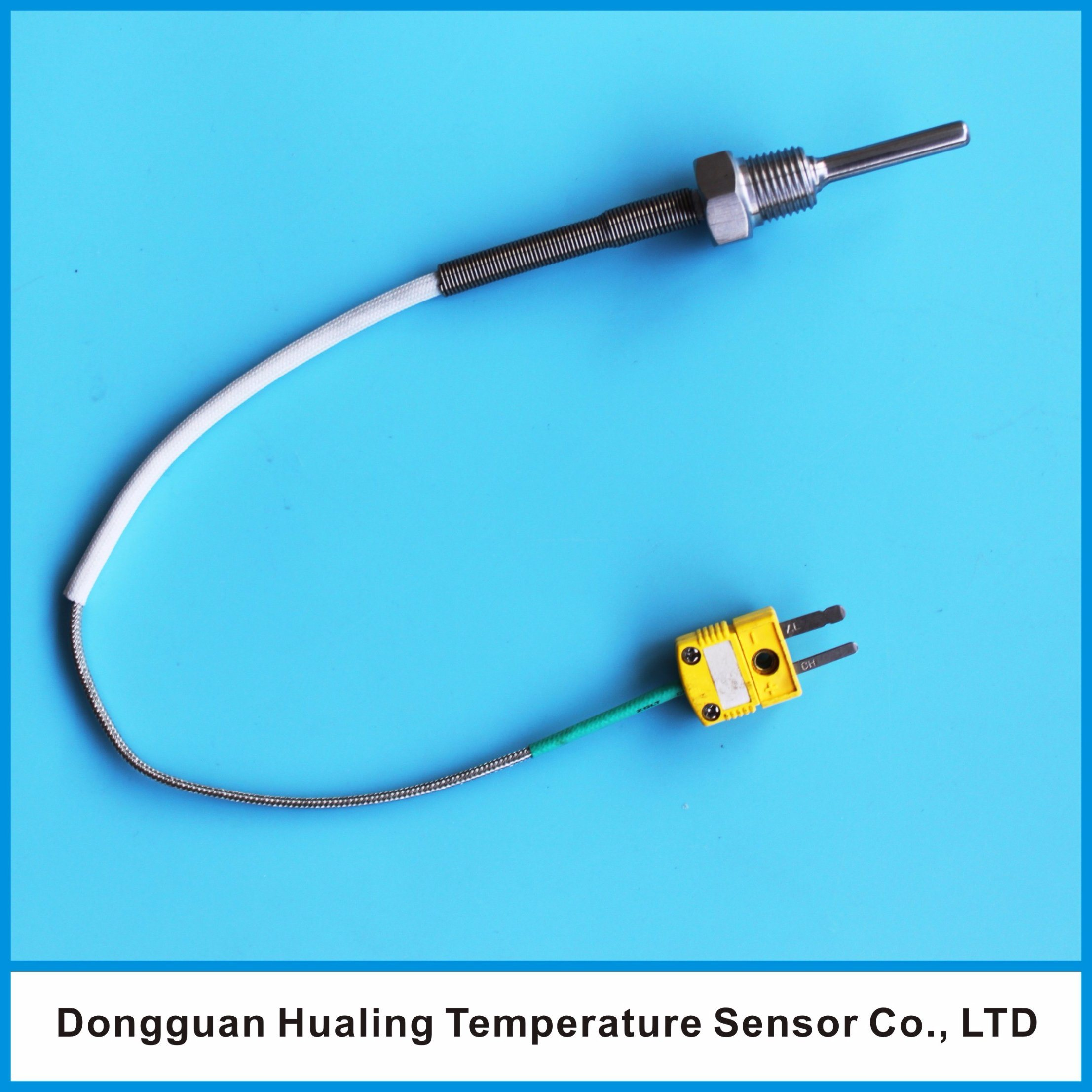 Temperature Sensors for Molds