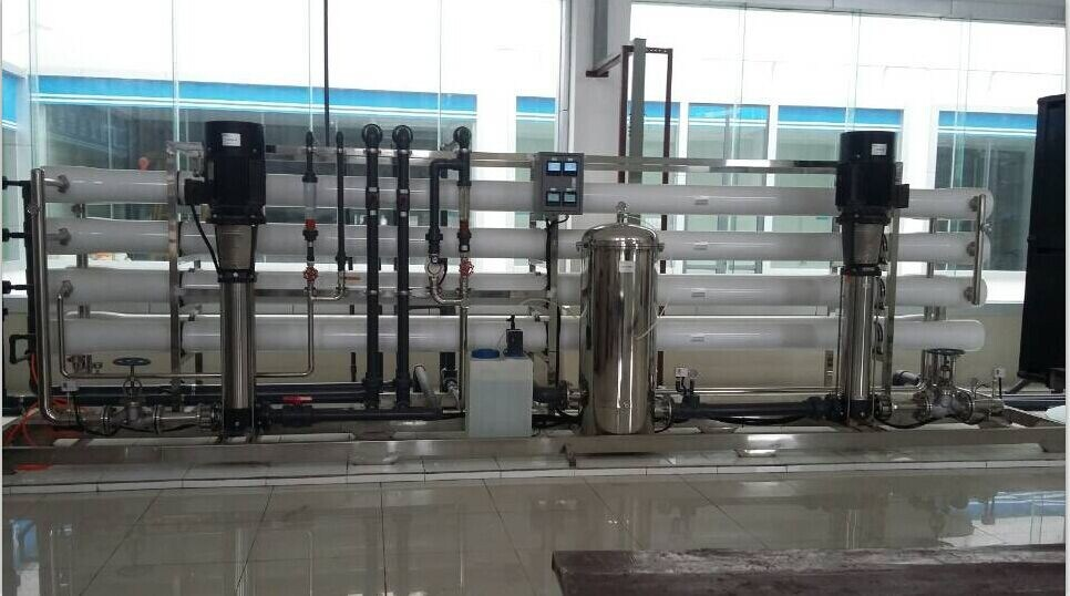 Borehole Salty Water Treatment System Industrial RO Plant