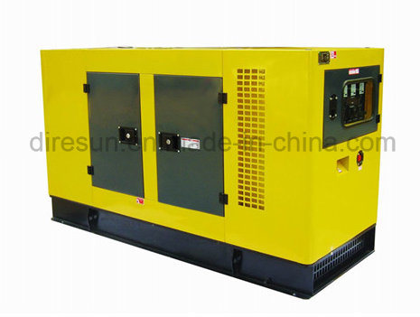 Ce/SGS Approved Low Noise 160kVA Silent Cummins Diesel Genset (6BTA5.9-G12)