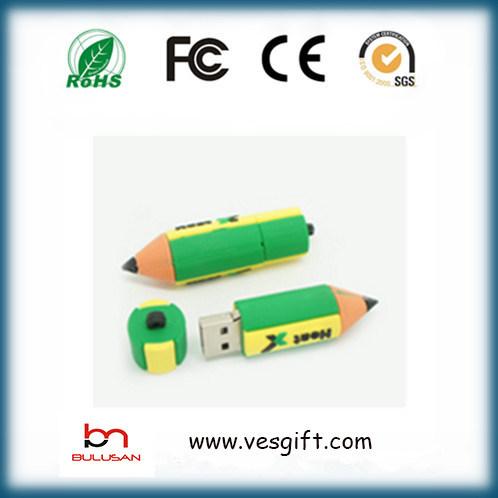 Customized 8GB PVC USB Flash Driver Gadget