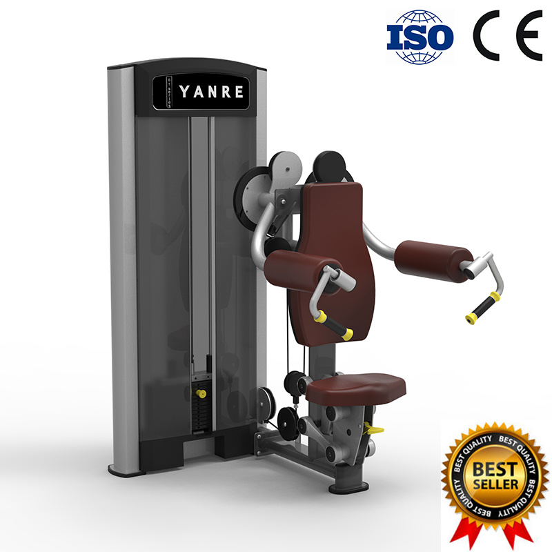Big Factory Good Quality Seated Lateral Raise for Gym Fitness Equipment