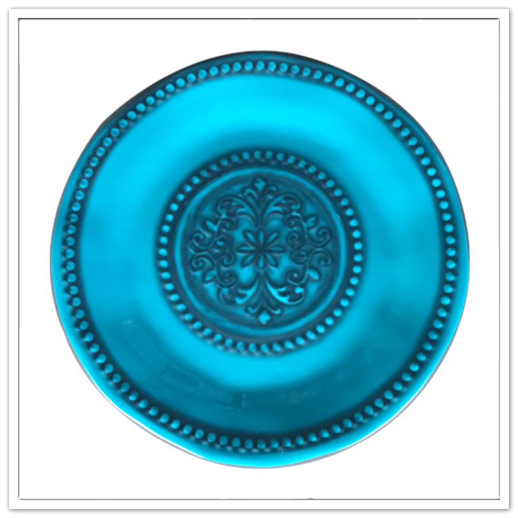 America Style High Quality Cheap Wedding Use Plastic Plate