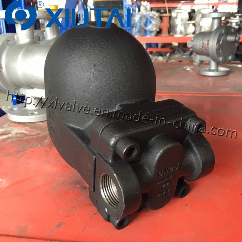 Large Discharge Capacity Ball Float Steam Trap Screwed