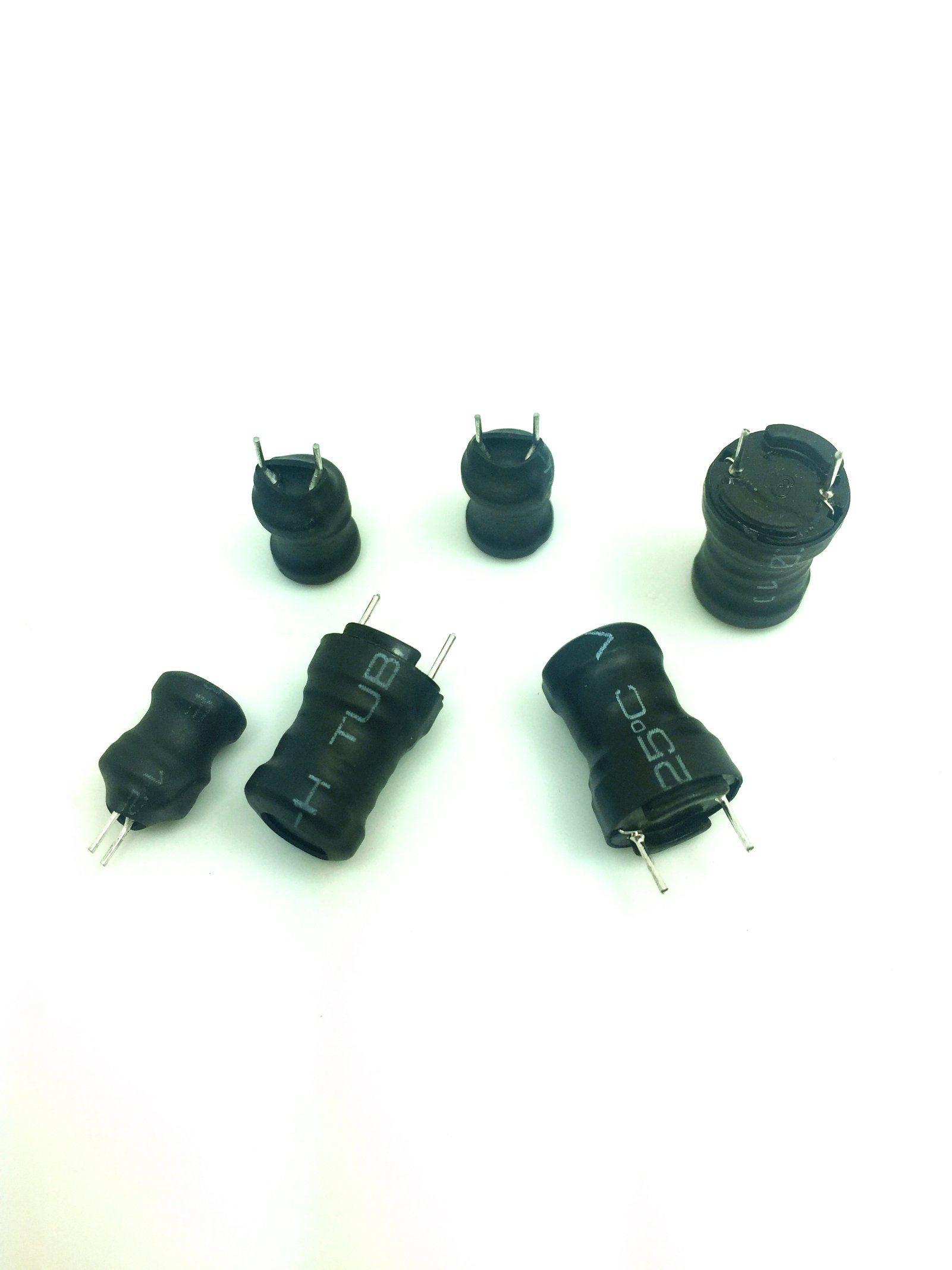 Vertical Fixed Inductors