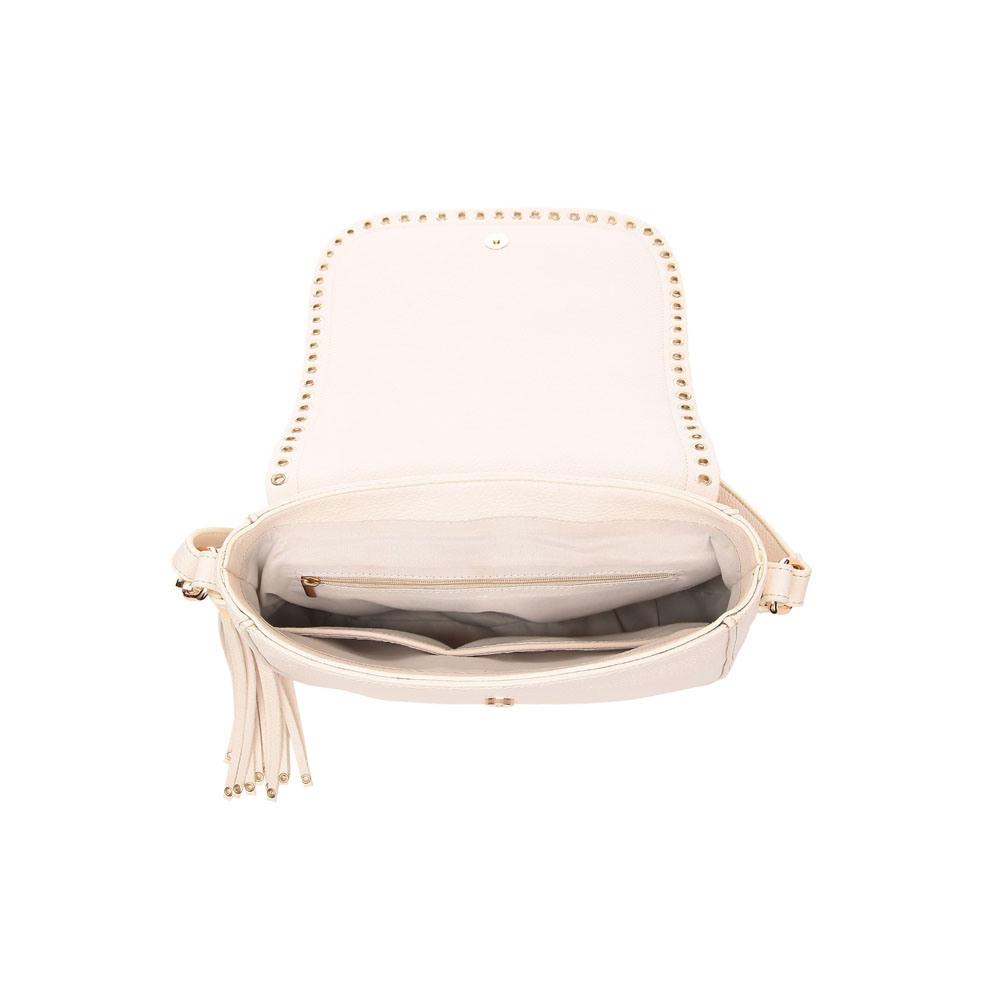 Casual Grommets Tassel Designer Messenger Bag (MBNO042131)