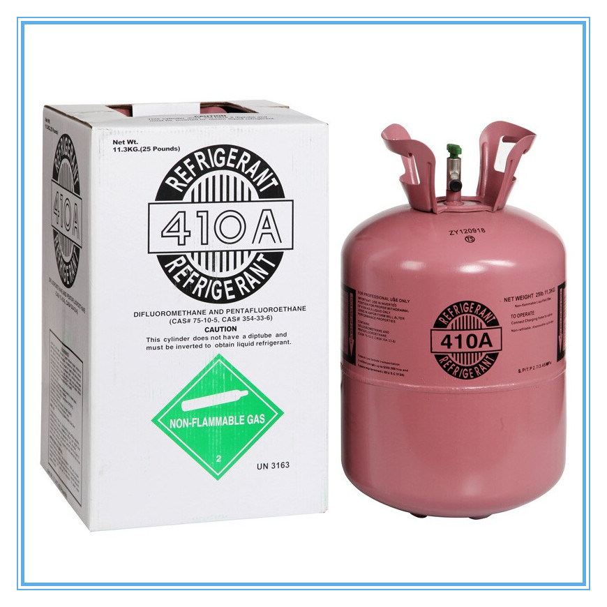 Refrigerant Gas R410A for Air Conditioner