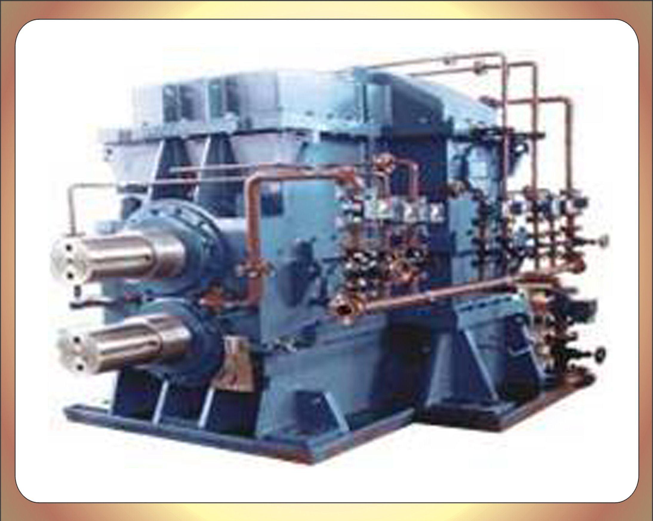 Metallurgic Gearbox
